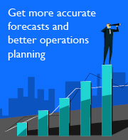 Accurate forecasts without the guesswork