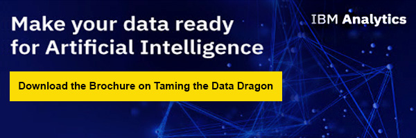 Make your data ready for Artificial Intelligence