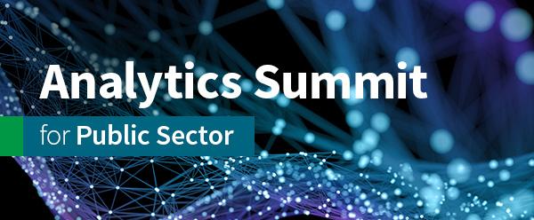 Qlik Public Sector Analytics Summit