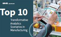 Top 10 Transformative Scenarios in Manufacturing